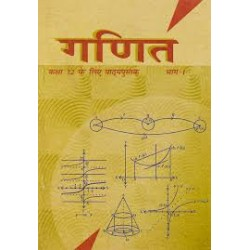 Ganit Bhag I hindi Book for class 12 Published by NCERT of