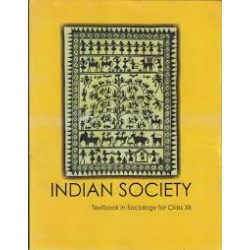 Indian Society - Sociology English Book for class 12