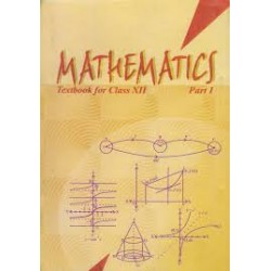 Mathematics Part I English Book for class 12 Published by