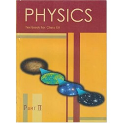 Physics II English Book for class 12 Published by NCERT of