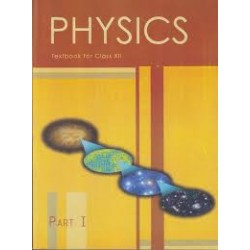 Physics I English Book for class 12 Published by NCERT of