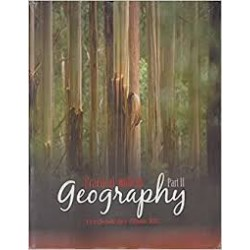 Practical Work In Geogrophy English Book for class 12