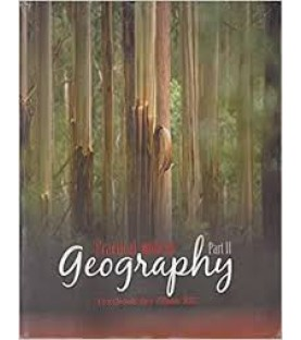 Practical Work In Geogrophy English Book for class 12 Published by NCERT of UPMSP