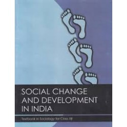 Social Change in India english Book for class 12 Published