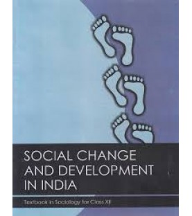 Social Change in India english Book for class 12 Published by NCERT of UPMSP