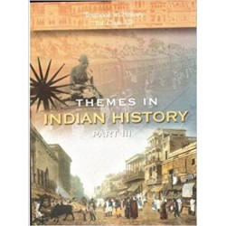 Thymes In Indian History Part III English Book for class 12