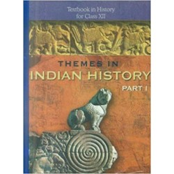 Thymes In Indian History Part I English Book for class 12