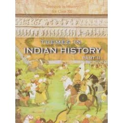 Thymes In Indian History Part II English Book for class 12