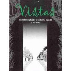 Vistas - Suppl. Eng Core Book for class 12 Published by