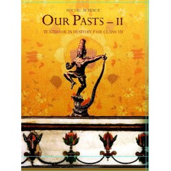 Our Past 2 History English book for class 7 Published by