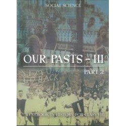 Our Past 3 Part 1 History English Book for class 8