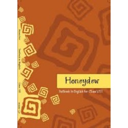 Honey Dew English book for class 8 Published by NCERT of