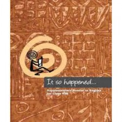 It So Happened Supplimentry English Book for class 8
