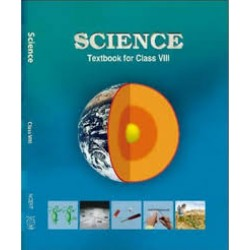 Science english book for class 8 Published by NCERT of UPMSP