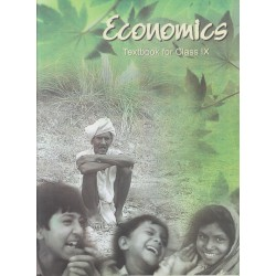 Economics English Book for class 9 Published by NCERT of