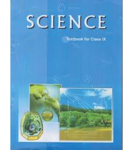 Science English Book for Class 9 Published by NCERT of UPMSP