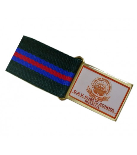 DAV School Uniform Belt for (Boys and Girls)