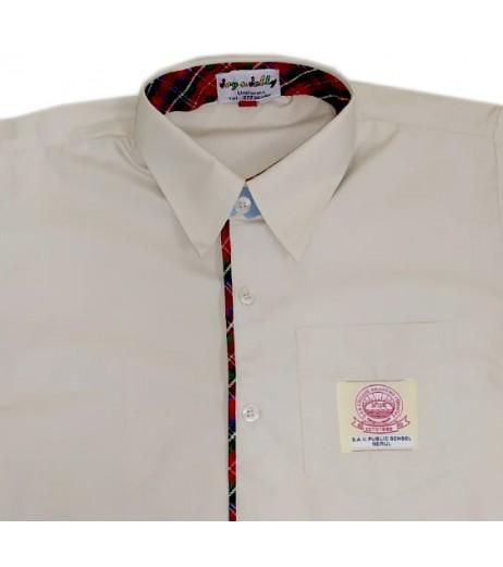 DAV Nerul School Uniform Shirt for Boys