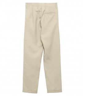 DAV School Uniform Full Pant for Boys (Beige)