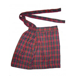 DAV Nerul School Uniform Half Pant / Shorts for Girls with