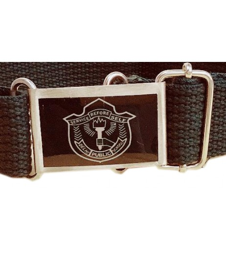 DPS Nerul School Uniform Belt for (Boys and Girls)