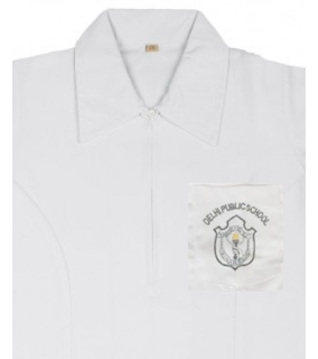 DPS Nerul School Uniform Frock / Blouse for Girls