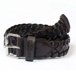 Podar School Uniform Braided Belt for (Boys & Girls)