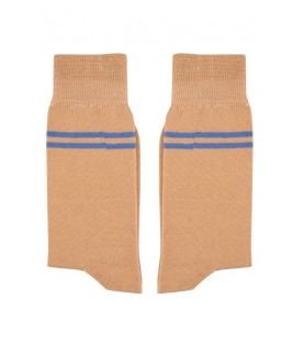 Podar School Uniform Beige Socks for (Boys & Girls)