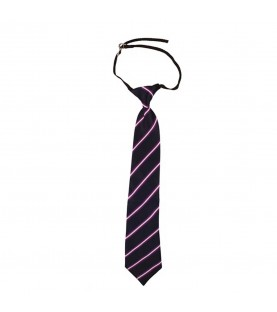 Podar School Uniform Navy Blue Tie