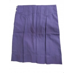 Presentation Convent Nerul School Uniform Blue Skirt for