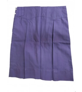 Presentation Convent Nerul School Uniform Blue Skirt for Girls