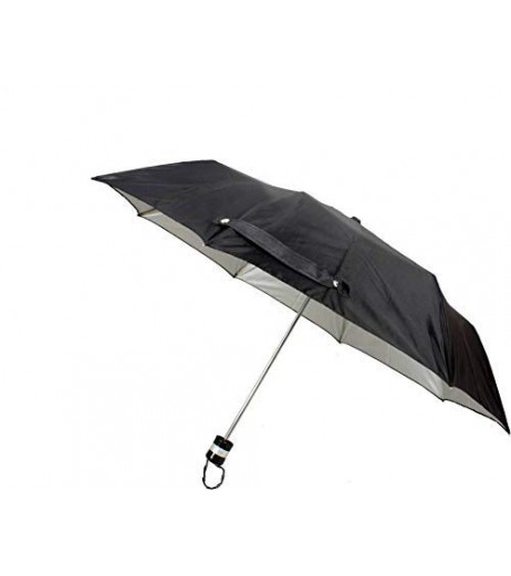 Umbrella Black 3 Foldable