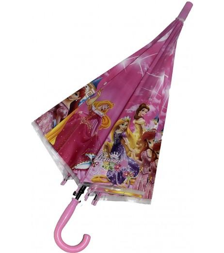 VIBGYOR Princess Umbrella for Girls