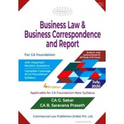 Padhuka Business Law and Business Correspondence And