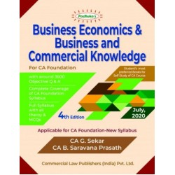 Padhuka Business Economics and Business and Commercial