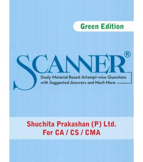 Shuchita CA Foundation Paper 1 Principal and Practice of accounting Solved Scanner for for May June 2020 ATTEMPT