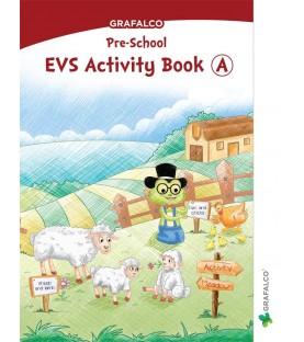 Grafelco PreSchool EVS Activity book