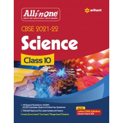 CBSE All in One Science Class 10 2021-22