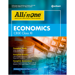CBSE All in One Economics class XI