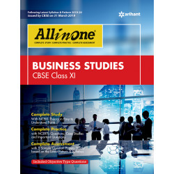 CBSE All in One Business Studies class XI