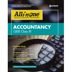 CBSE All in One Accountancy class XI