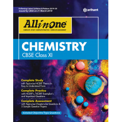 CBSE All in One Chemistry class XI