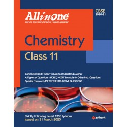 CBSE All in One Chemistry Class 11 2020-21