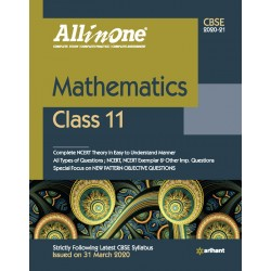 CBSE All in One Mathematics Class 11 2020-21