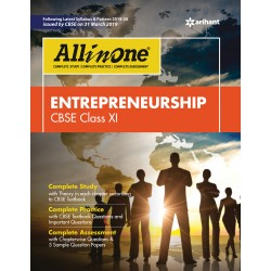 CBSE All in One Entrepreneurship class XI
