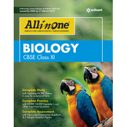 CBSE All in One Biology class XI