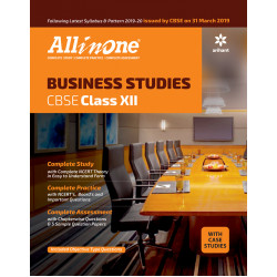 CBSE All in One Business Studies class XII