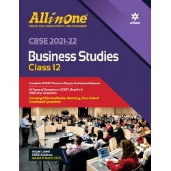 CBSE All in One Business Studies Class 12 2021-22