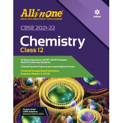 CBSE All in One Chemistry Class 12 2021-22
