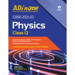 CBSE All in One Physics Class 12 2021-22